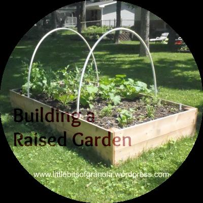 LBoG Building a Raised Garden