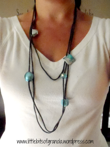 Long T-Shirt Necklace
