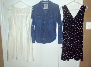 My Simplified Fall Wardrobe - by Little Bits of Granola
